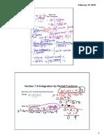 c111 partial fractions