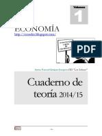 Apuntes 1º Bachiller 2014