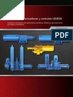 Ledeen Actuator Control Solutions Spanish
