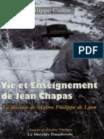 Collin-Dugerey Philippe - Vie Et Enseignement de Jean Chapas