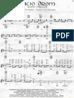 Litfiba - Lacio Drom(Guitar, Spartito)