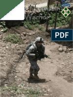 Mountain Warrior August 09