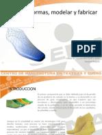 Presentacion General Modelado de Horma