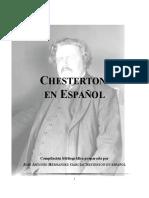 Chesterton en Español.- JAHG
