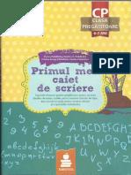 180994792 Primul Meu Caiet de Scriere Viorica Paraiala