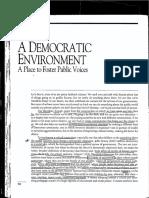 bomer and bomer democratic classroom