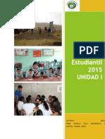 Curso Atención Estudiantil CAE 2015