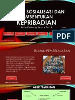 PowerPoint Proses Sosialisasi Dan Pembentukan Kepribadian