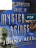 John Keel - The Complete Guide to Mysterious Beings