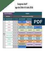 Programa Preliminar ALAT Chile 2016 Feb 2016