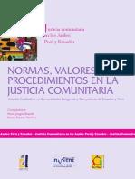 Libro Comunitaria Normas Valores 3