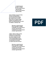 Himno Nacional 2 Estrofas y Coro
