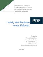 Beethoven y Sus Sinfonias