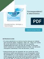 Correspondencia Electronica