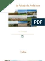 Estrategia de Paisaje de Andalucía