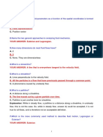 Fluids Practice Concept Test