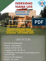 Biblioteca Chupaca