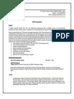 Ololade Cv Sap PDF
