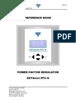 Vishay ESTAmat PFC-N Manual