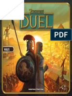 7 Wonders Duel Rules US