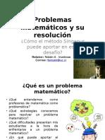 Problem Mat y Metodo Singapur