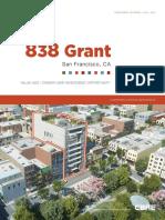 838 Grant Brochure