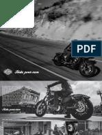 Catalogo Motos 2016
