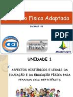 Educação Física Adaptada Jacaraú