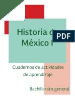 Historia de Mexico i