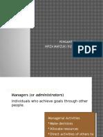 1-2 Management & Manager