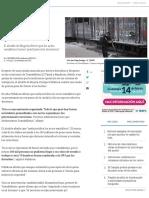 Bloqueos TransMilenio Tintal_ Peñalosa Da Reporte ELTIEMPO