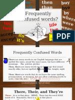 frequentlyconfusedwordspowerpointcommoncore