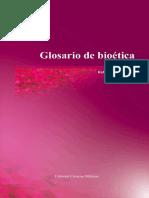 Glosario Bioetica Completo 1