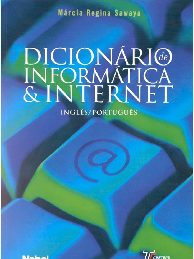 74196d0dd Informática - Dicionário Internet