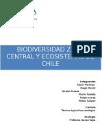 Informe ecología