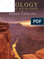 Geology and the age of earth - A. Snelling