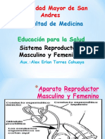 Aparato Reproductor Fem y Masc