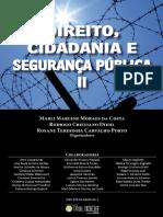 Direito, Cidadania e Segurança Pública II