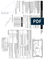 Frigidaire 30'' Freestanding Electric Range - Service Data Sheet