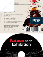 Pictures at an Exhibition Remake CD Booklets