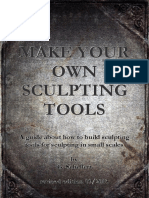 Make Your Own Sculpiting Tools