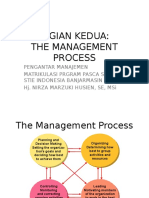 3-4 Management Process