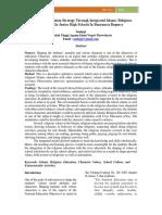 SUNHAJI Character Education Strategy Through Integrated Islamic Religious.pdf