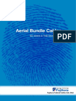 Aerial Bundle Cables (ABC)