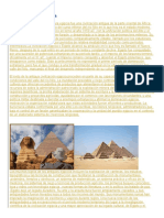 Civilizacion Del Antiguo Egipto
