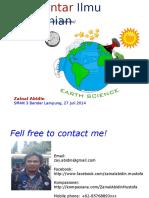 pengantarilmukebumian-zainalabidin-140305131851-phpapp01.pptx
