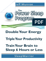 The Power Sleep Program
