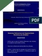 Defesa em Superioridade Numérica (www.paulojorgepereira.blogspot.com)