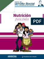 38- Nutricion Para Todos