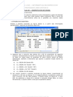 Informática - Exercícios 06